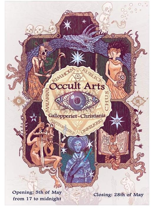 occultarts